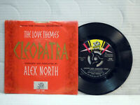 "Cleopatra Love Themes OST - US 7"" vinyl 45 RPM single record FOX 408"