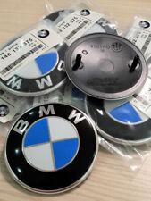 GENUINE BMW Hood Emblem Roundel OEM #51148132375