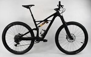 Specialized Medium Enduro hlins Coil 29/6Fattie Carbon MTB Bike Mountain