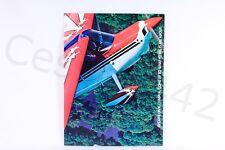 BELLANCA Decathlon & Citabria Brochure Aircraft Factory Color Poster Print USA