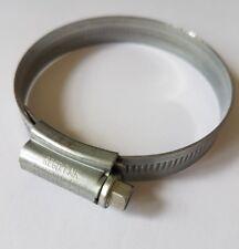 Genuine Jubilee Hose Clips - 55-70mm Mild Steel Zinc Protected