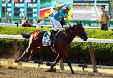 ** $2 AMERICAN PHAROAH BELMONT STAKES WIN TICKET from Belmont! Travers Saratoga