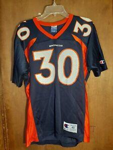 Vintage Denver Broncos Terrell Davis Champion Jersey