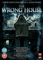 The Wrong House [DVD] Scary horror movie Gift Idea NEW