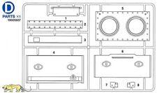 D Teile (D1-D8) für Tamiya KV-1 / KV-2 (56028, 56030) - 1:16 - 9005937