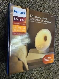 Brand New Sealed Philips HF3650/60 Somneo Sleep & Wake Up Therapy Light - White