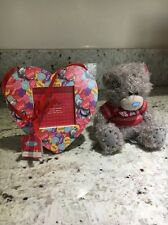 Me To You Teddy Bear With Snowflake T Shirt (RRP £8) & Photo Frame (RRP £5)
