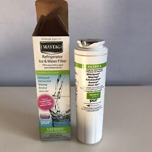 Genuine MAYTAG Refrigerator Ice & Water Filter PUR UKF8001 - Filter 4