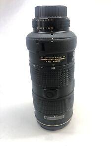 Nikon AF-S Nikkor 80-200mm f/2.8D ED Telephoto Zoom- very Good Shape
