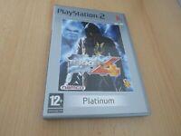 Tekken 4.ps2. french pal version mint collectors