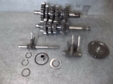 1987 YAMAHA YZ125 GEARBOX TRANSMISSION VGC. TRANS GEARS COGS C2