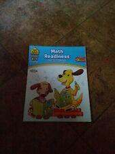 School Zone Grades K-1 Math Readiness work book ***New****