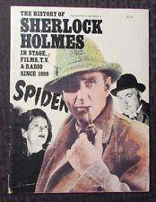 1975 E-Go Collector's Series SHERLOCK HOLMES Magazine #1 VG/FN 5.0
