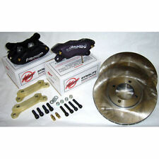 Wilwood Escort Mk2 Kit De Freno Dynalite 4 Calibradores De Olla 247 X 20 mm disco RS/Capri