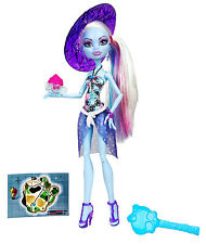 Monster High Abbey Bominable Skull Shores coleccionista muñeca raramente w9184