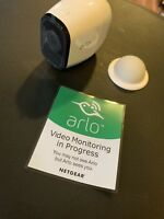 Arlo Pro Add-on Security Camera - Rechargeable Wire-Free HD Camera with Audio,