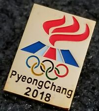 2018 PyeongChang Olympic ICELAND DATED NOC pin