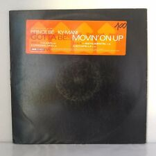 "Prince Be : Ky-Mani ‎– Gotta Be...Movin' On Up (Vinyl, 12"",Maxi 33 Tours, Promo)"