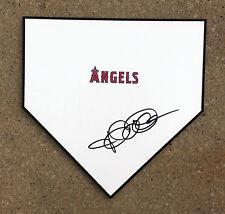 Los Angeles Angels #36 JERED WEAVER Signed Autographed Baseball Plate COA!
