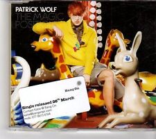 (FM210) Patrick Wolf, The Magic Position - 2007 CD
