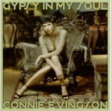 Gypsy In My Soul - Connie Evingson (2004, CD NIEUW)