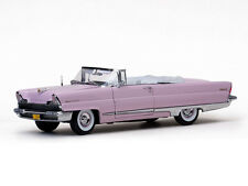 Lincoln Premiere Open Convertible Baujahr 1956 rosa SUNSTAR