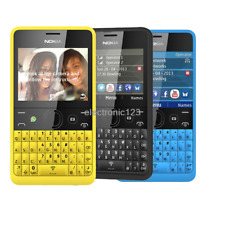 Nokia Asha 210 Dual SIM Unlocked Original Bluetooth GSM MP3 Cell Phone Wifi