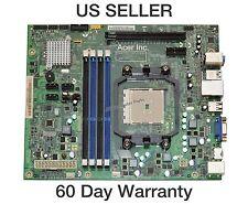 Acer Aspire M1470 AMD Desktop Motherboard FM1 DAA75L-aParker 11005 DB.SM011.001