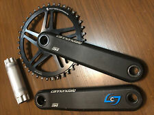 Cannondale Hollowgram Si Crankset with Stages Power Meter SPM1   175mm, 40T