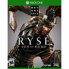Ryse: Son of Rome Day One Edition  (Microsoft Xbox One, 2013)