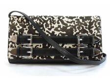 NWT Michael Kors Haircalf Leather Robin Convertible Clutch/Shoulder Bag/Handbag