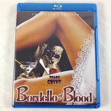 Tales from the Crypt Bordello of Blood Blu-ray Shout Factory 1996 Dennis Miller