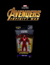 "Marvel Legends Avengers 3 Thanos Series: IRON MAN (Infinity War) 6"" Movie Figure"