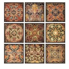 Imax Tuscan Wall Panels-Set of 9 82000-9 Wall Decor NEW