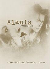 ALANIS MORISSETTE - JAGGED LITTLE PILL 4 CD NEU