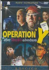 DVD russisch OPERAZIJA OPERATION Y other Shuriks adventures ОПЕРАЦИЯ Ы RUSCICO