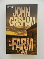 John Grisham Die Farm Roman Thriller Heyne