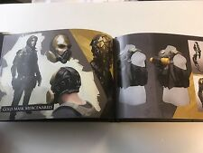 DEUS EX Mankind Divided OFFICIAL PICTURE BOOK ARTBOOK from Limited Edition * NEW