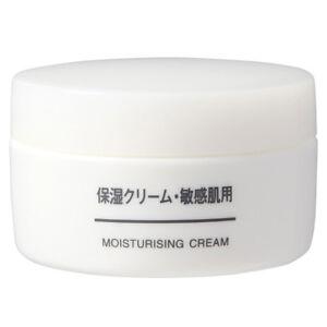 MUJI  Sensitive skin Moisturizing cream 50g Shipping from Japan