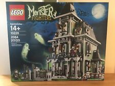 LEGO Monster Fighters Haunted House 10228  - New & Sealed