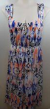 2X Style & Co Woman Knit SUN DRESS w/Longer Sides Elastic waist NWT Reg$59.50