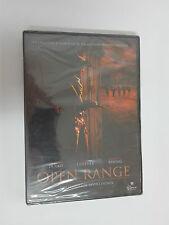 OPEN RANGE Kevin Costner Robert Duvall DVD PRECINTADO Nuevo.