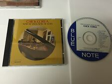 Chick Corea - Now He Sings, Now He Sobs (2002) BLUE NOTE - CD MINT