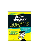 Active Directory FOR DUMMIES 2nd Ed. (Windows Server 2008 Administrator)