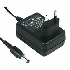 Small Body 12V 1A Power Adapter Supply Charger AC Input; Output DC 12Volts 1Amp