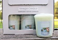 "Box Lot of 18 Yankee Candle ""ALPINE MINT"" ~ Fresh ~ Sampler Votives NEW!"