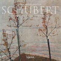 Marc Andre Hamelin - Schubert: Piano Sonata & Impromptus [New CD]