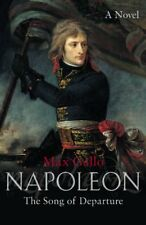 Complete Set Series - Lot of 4 Napoleon books by Max Gallo Biography/Nonfiction