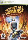 DESTROY ALL HUMANS : EN ROUTE VERS PANAME ----- pour X-BOX 360 ------