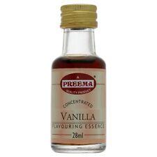 Preema Vanilla Flavourings 28ml ( 28ml x 12 x 1 )